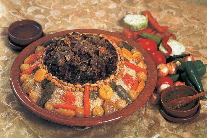 Meilleur Restaurant Couscous Marrakech